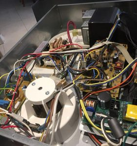 An example of our dishwasher repair services in the Toronto area.