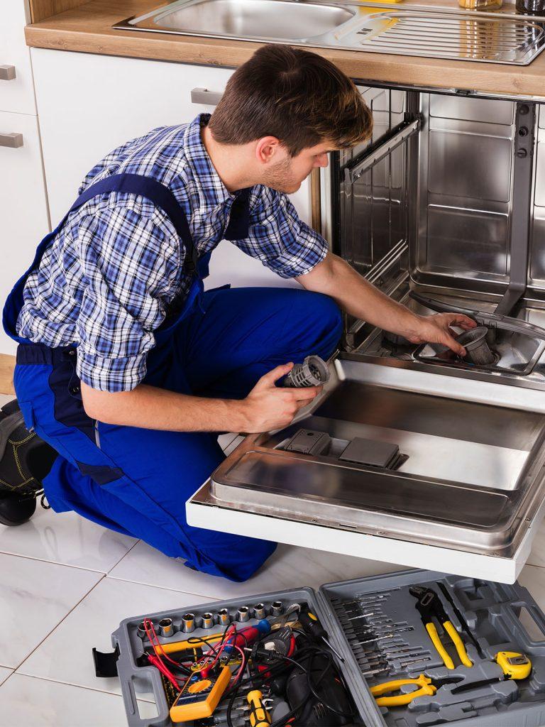 dishwasher repair technician